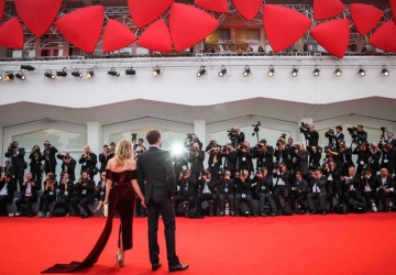 Mostra del Cinema di Venezia: agosto e settembre con gli eventi Like
