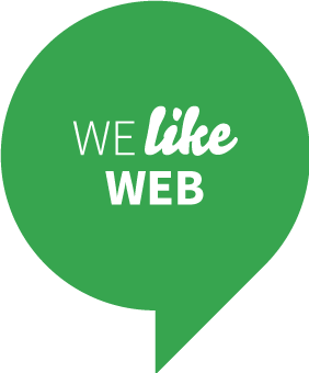 we like web